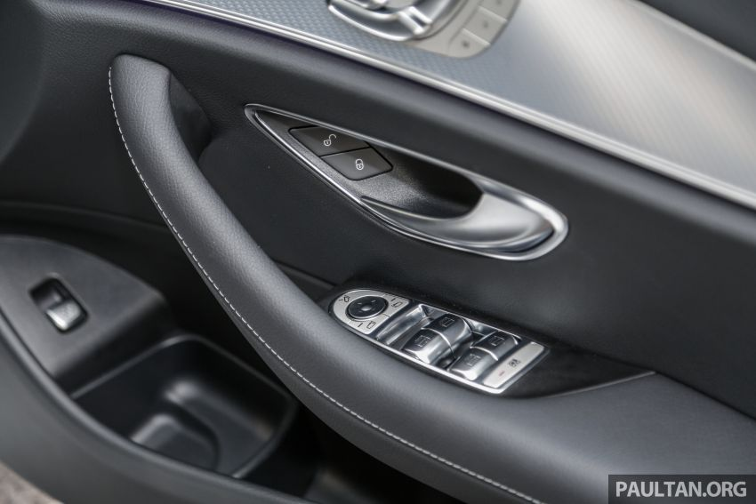 REVIEW: Mercedes-Benz E200 Sportstyle in Malaysia Image #1025939