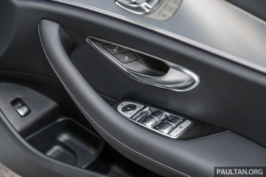 DRIVEN: W213 Mercedes-Benz E200 Sportstyle Image #1025939