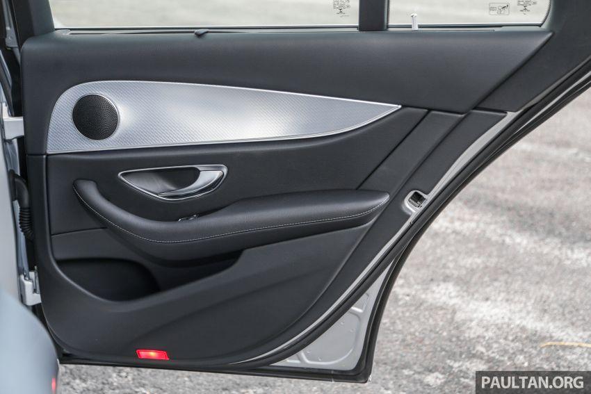 DRIVEN: W213 Mercedes-Benz E200 Sportstyle Image #1025944