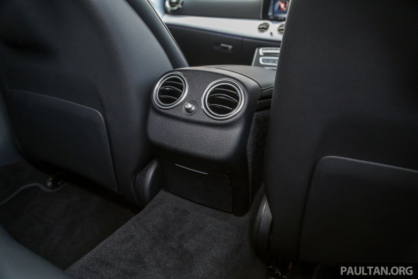 REVIEW: Mercedes-Benz E200 Sportstyle in Malaysia Image #1025948