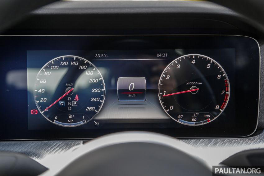 REVIEW: Mercedes-Benz E200 Sportstyle in Malaysia Image #1025991