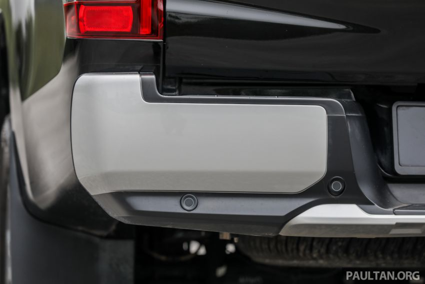 2019 Mitsubishi Triton Adventure X update; with digital video recorder, ARM, revised sound system – RM138k Image #1026370