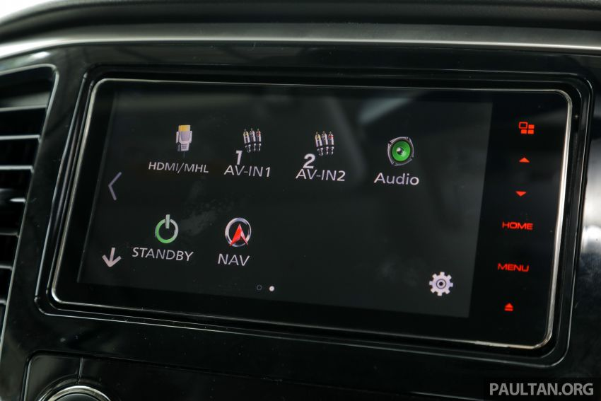 2019 Mitsubishi Triton Adventure X update; with digital video recorder, ARM, revised sound system – RM138k Image #1026454