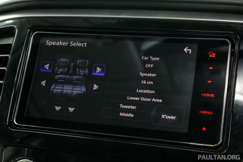 2019 Mitsubishi Triton Adventure X update; with digital video recorder, ARM, revised sound system – RM138k Image #1026460