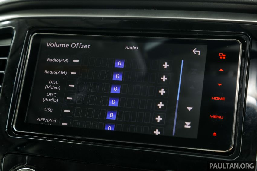 2019 Mitsubishi Triton Adventure X update; with digital video recorder, ARM, revised sound system – RM138k Image #1026464