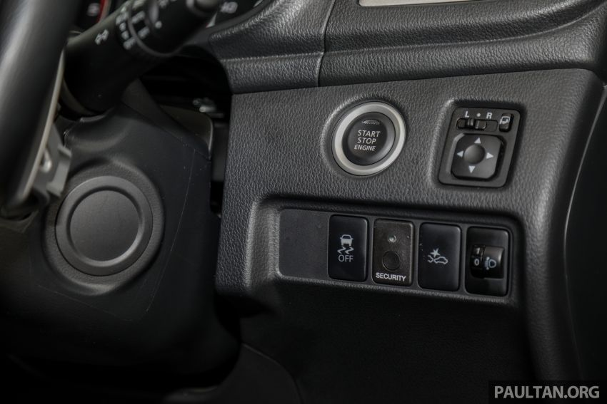2019 Mitsubishi Triton Adventure X update; with digital video recorder, ARM, revised sound system – RM138k Image #1026502