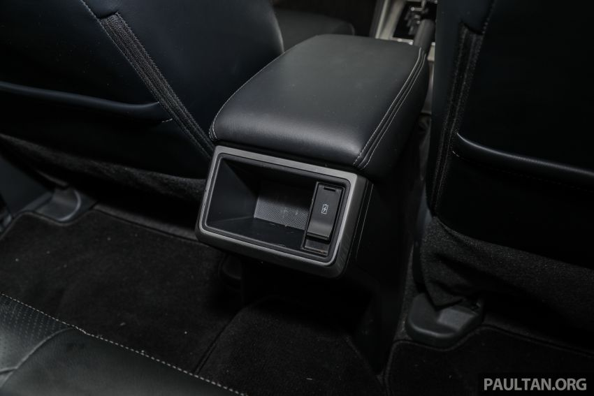 2019 Mitsubishi Triton Adventure X update; with digital video recorder, ARM, revised sound system – RM138k Image #1026518