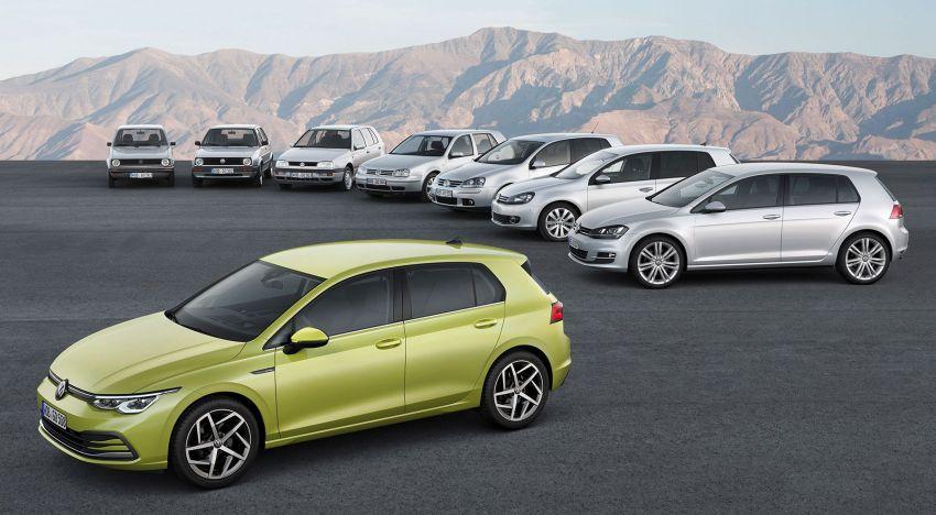 Mk8 Volkswagen Golf leaked ahead of official debut Image #1034910