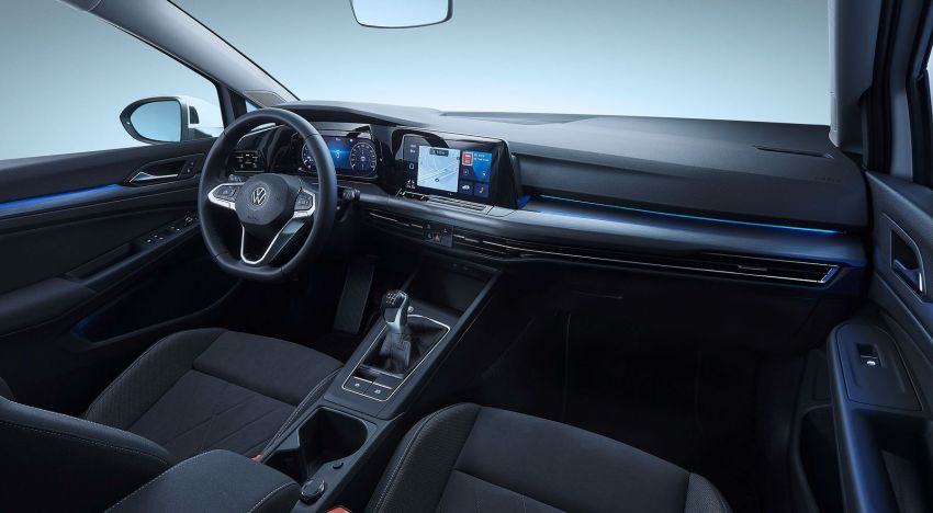 Mk8 Volkswagen Golf leaked ahead of official debut Image #1034918