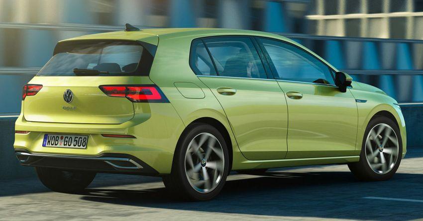 Mk8 Volkswagen Golf leaked ahead of official debut Image #1034901