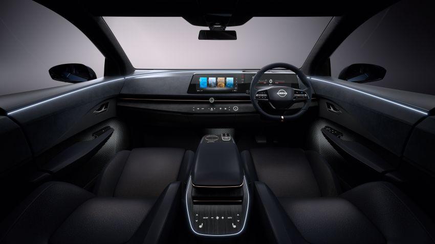 Tokyo 2019: Nissan Ariya Concept – crossover elektrik sepenuhnya tunjuk halatuju rekaan & teknologi baharu Image #1034722