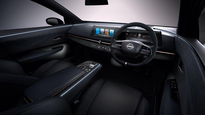 Tokyo 2019: Nissan Ariya Concept officially debuts Image #1033617