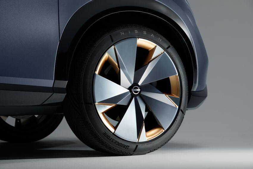Tokyo 2019: Nissan Ariya Concept – crossover elektrik sepenuhnya tunjuk halatuju rekaan & teknologi baharu Image #1034735
