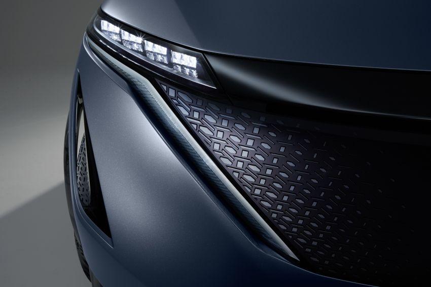 Tokyo 2019: Nissan Ariya Concept officially debuts Image #1033630
