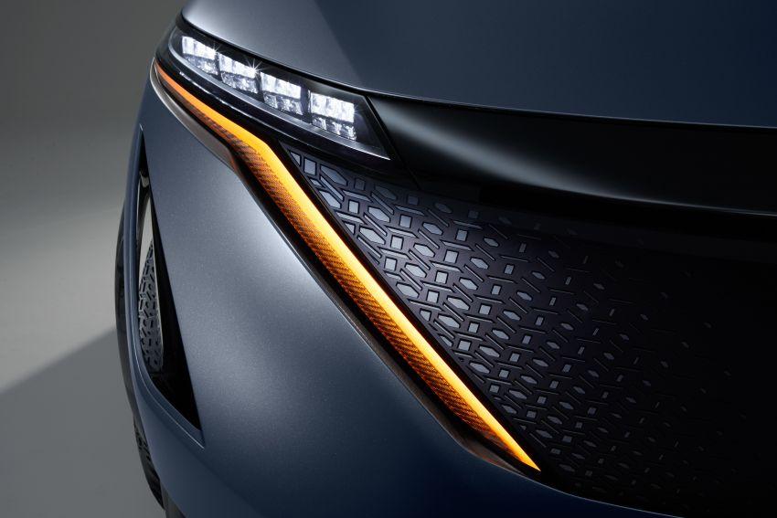 Tokyo 2019: Nissan Ariya Concept – crossover elektrik sepenuhnya tunjuk halatuju rekaan & teknologi baharu Image #1034737