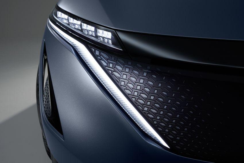 Tokyo 2019: Nissan Ariya Concept officially debuts Image #1033632