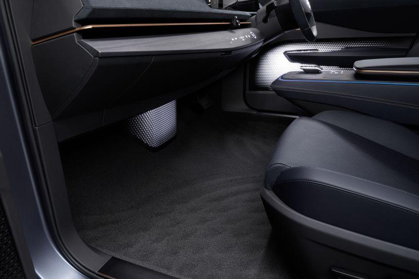 Tokyo 2019: Nissan Ariya Concept – crossover elektrik sepenuhnya tunjuk halatuju rekaan & teknologi baharu Image #1034741