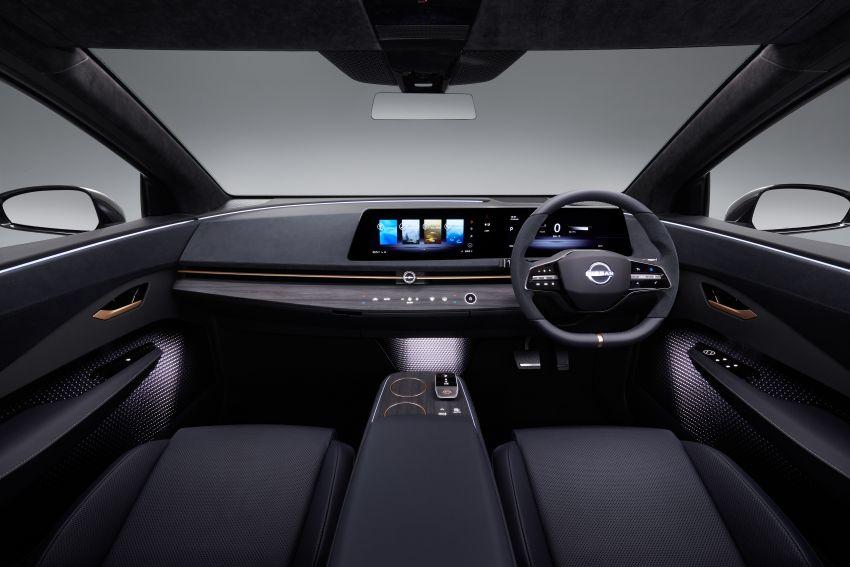 Tokyo 2019: Nissan Ariya Concept – crossover elektrik sepenuhnya tunjuk halatuju rekaan & teknologi baharu Image #1034743