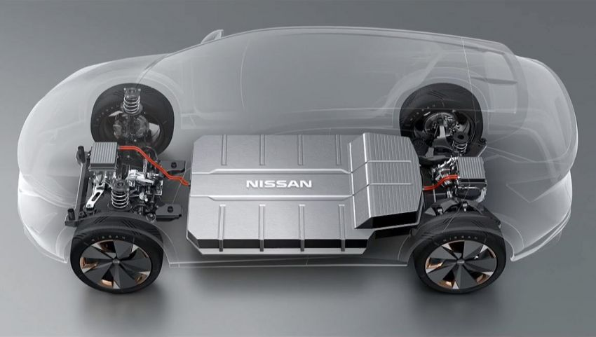 Tokyo 2019: Nissan Ariya Concept – crossover elektrik sepenuhnya tunjuk halatuju rekaan & teknologi baharu Image #1034748