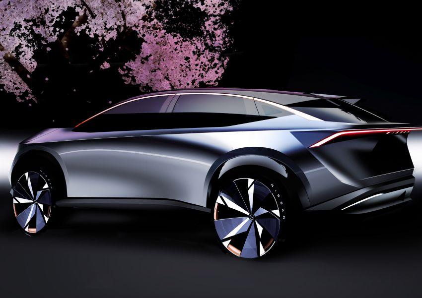 Tokyo 2019: Nissan Ariya Concept officially debuts Image #1033646