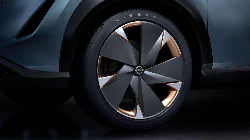 Tokyo 2019: Nissan Ariya Concept officially debuts Image #1033612