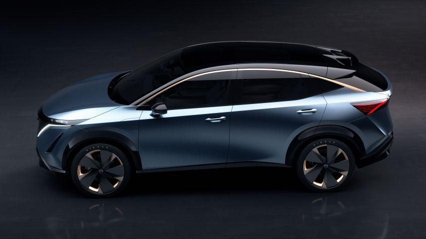Tokyo 2019: Nissan Ariya Concept officially debuts Image #1033613