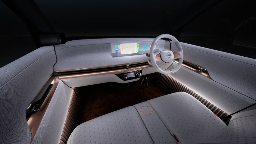 Nissan IMk Concept unveiled for Tokyo Motor Show Image #1023462