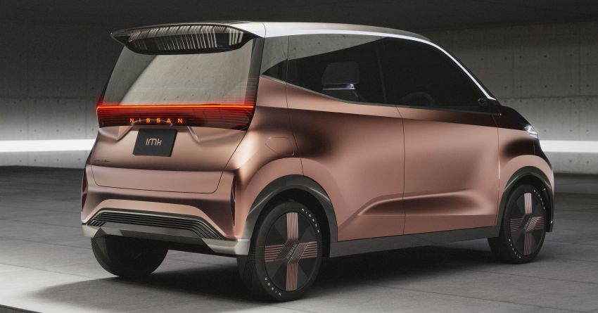 Nissan IMk Concept unveiled for Tokyo Motor Show Image #1023472