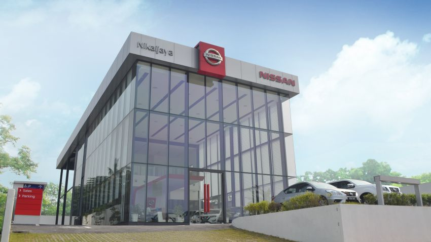 ETCM launches new Nissan showroom with global CI Image #1030122