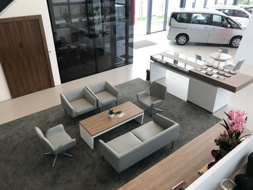 ETCM launches new Nissan showroom with global CI Image #1030126