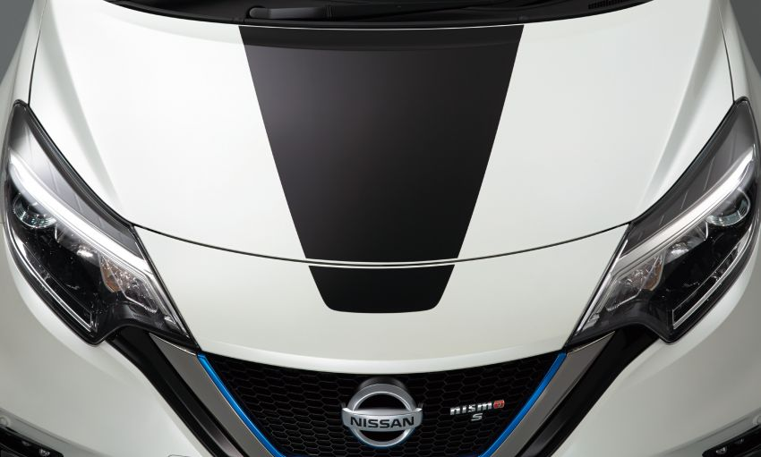 Nissan Note Nismo Black Limited Edition revealed Image #1028288