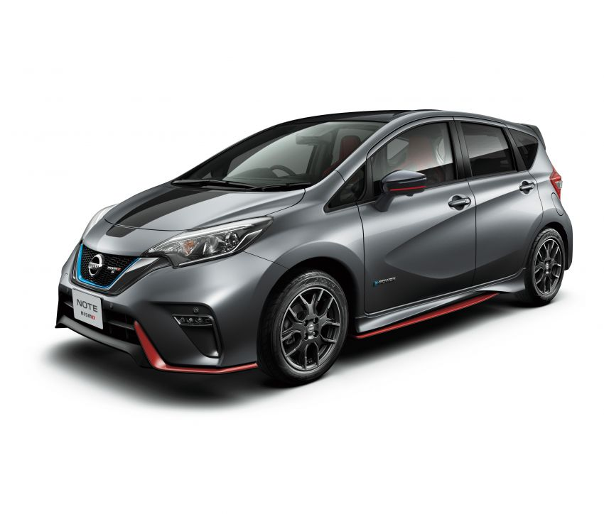 Nissan Note Nismo Black Limited Edition revealed Image #1028290