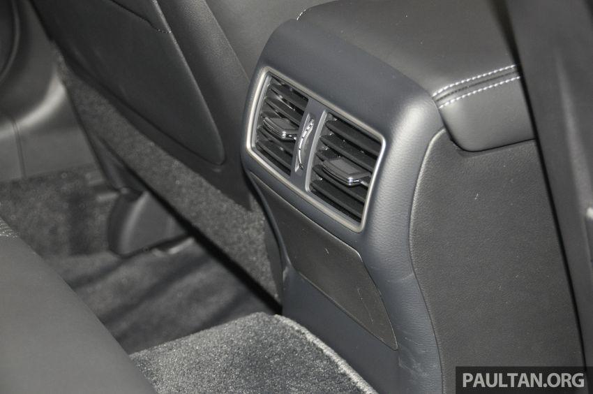 Tokyo 2019: Nissan Skyline GT V37 Hybrid <em>facelift</em> 2019 – 'R35 4-Pintu', 3.5L V6 hibrid berkuasa 306 PS/350 Nm Image #1035842