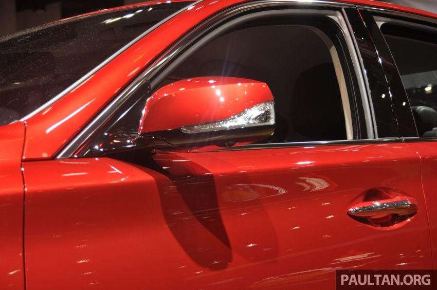 Tokyo 2019: Nissan Skyline GT V37 Hybrid <em>facelift</em> 2019 – 'R35 4-Pintu', 3.5L V6 hibrid berkuasa 306 PS/350 Nm Image #1035861