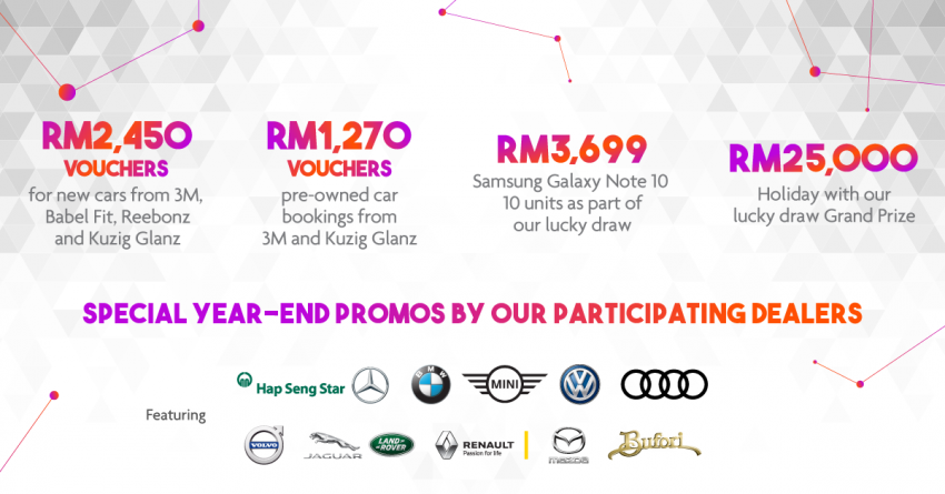 <em>paultan.org</em> PACE 2019 this November – Mazda signs on; enjoy vouchers worth RM2,450 for new cars! Image #1028856