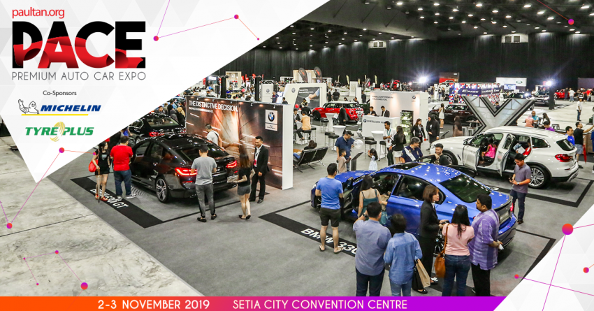 <em>paultan.org</em> PACE 2019 this November – Mazda signs on; enjoy vouchers worth RM2,450 for new cars! Image #1028858