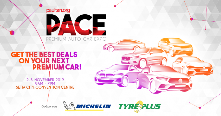 PACE 2019 – Own a Jaguar F-Pace for as low as RM499k, get a free auto-deploy side step worth RM20k Image #1030225
