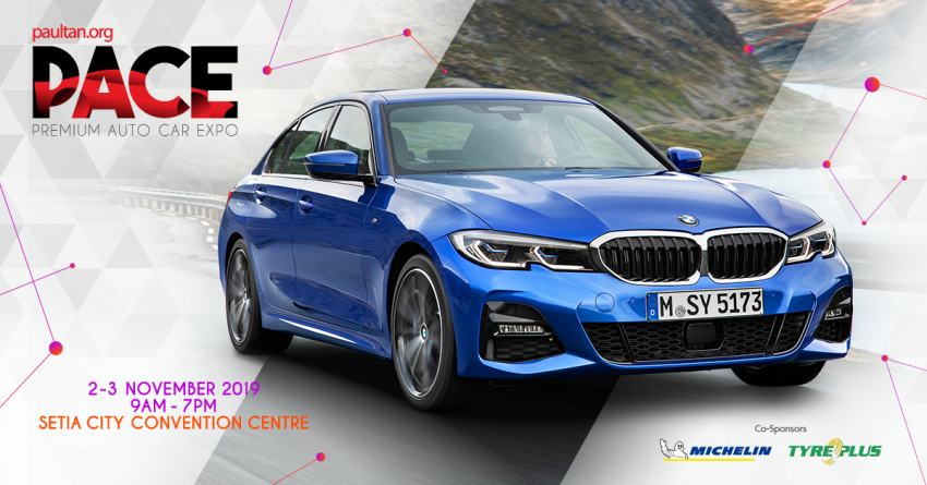 PACE 2019 – Up to RM25k rebate, free insurance and low 0.33% interest on a new BMW with Auto Bavaria Image #1031013