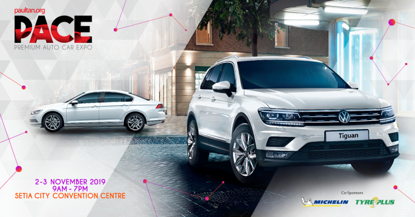 PACE 2019 – Get the Volkswagen Tiguan and Passat with a RM4,000 cash rebate, from RM1,579/month Image #1032155