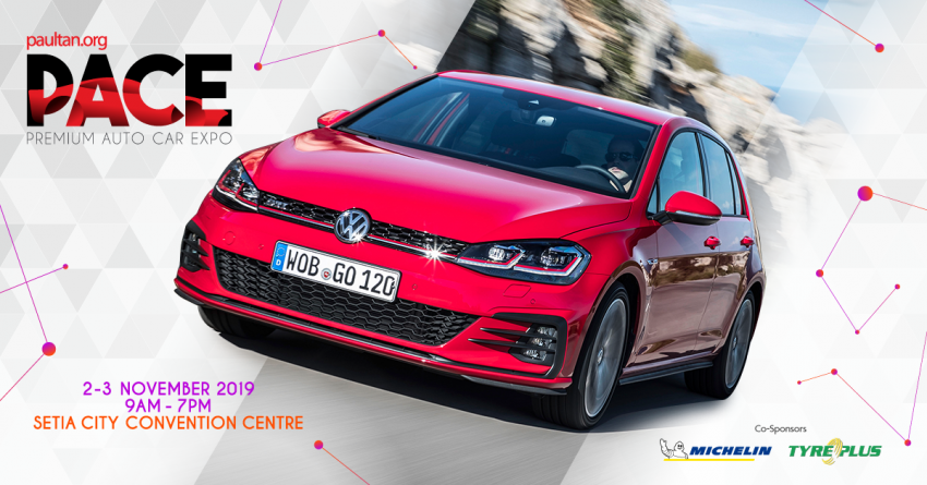 PACE 2019 – Get a Volkswagen Golf R-Line and GTI with RM2,000 rebate; from as low as RM1,750/month! Image #1025812
