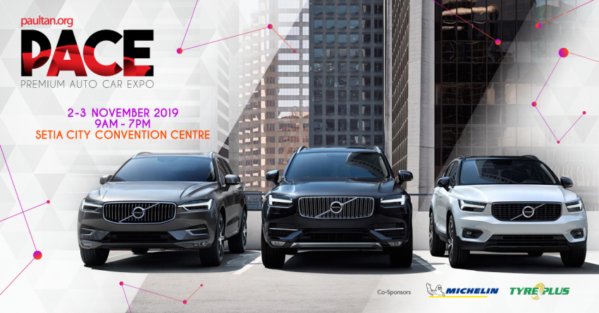 PACE 2019 – get five years free service (VSA 5+) and one-year free insurance with every Volvo purchase Image #1028801