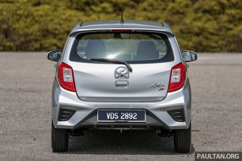 GALLERY: 2019 Perodua Axia – Style and AV in detail Image #1027638