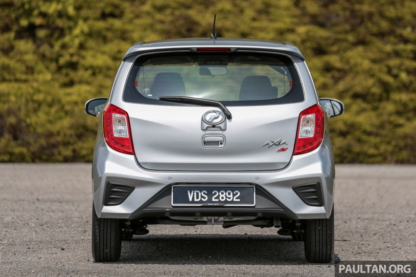 GALLERY: 2019 Perodua Axia – Style and AV in detail Image #1027639