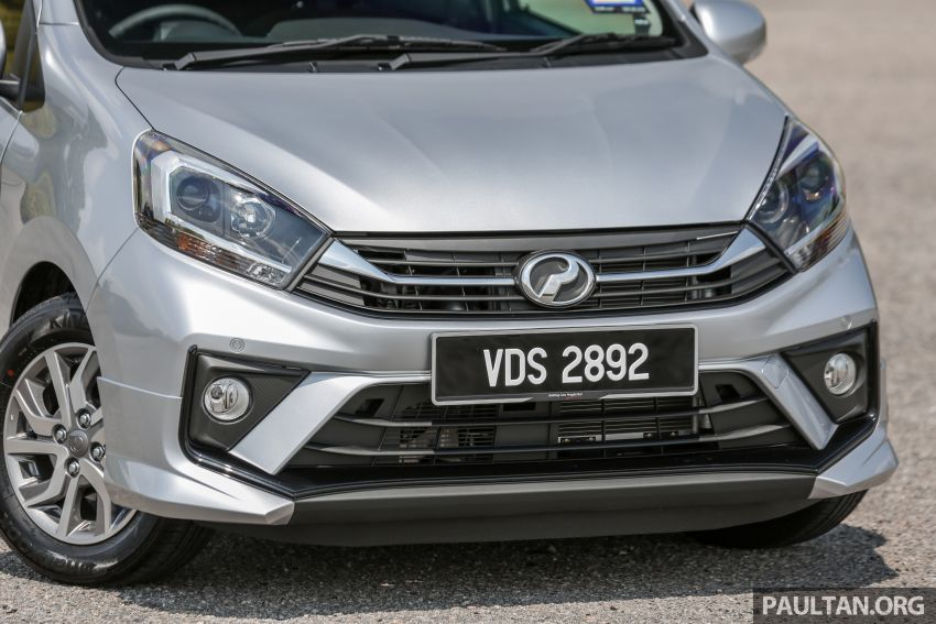 GALLERY: 2019 Perodua Axia – Style and AV in detail Image #1027642