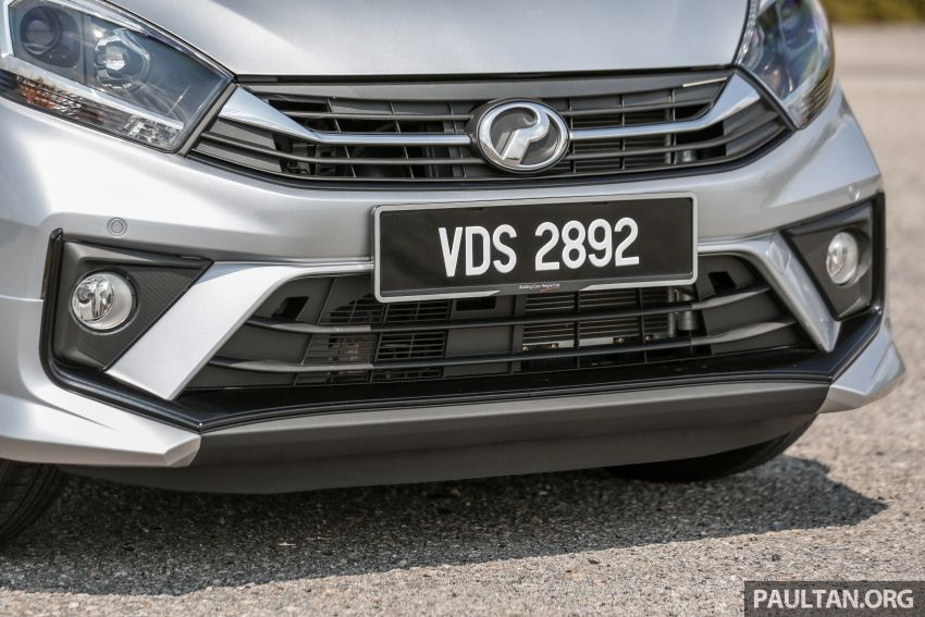 GALLERY: 2019 Perodua Axia – Style and AV in detail Image #1027647
