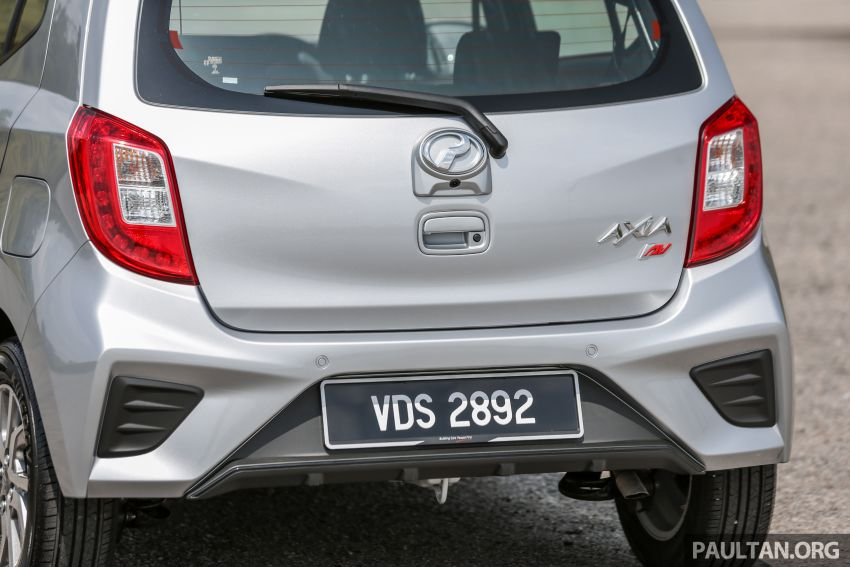 GALLERY: 2019 Perodua Axia – Style and AV in detail Image #1027654