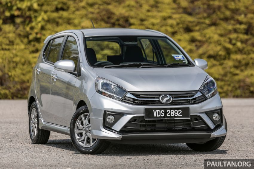 GALLERY: 2019 Perodua Axia – Style and AV in detail Image #1027631
