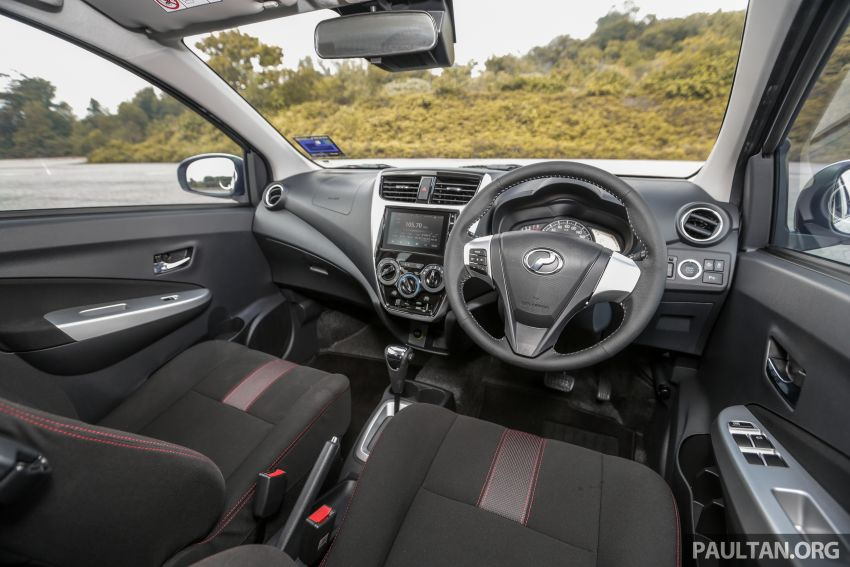 GALLERY: 2019 Perodua Axia – Style and AV in detail Image #1027722