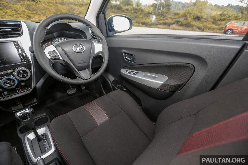 GALLERY: 2019 Perodua Axia – Style and AV in detail Image #1027725