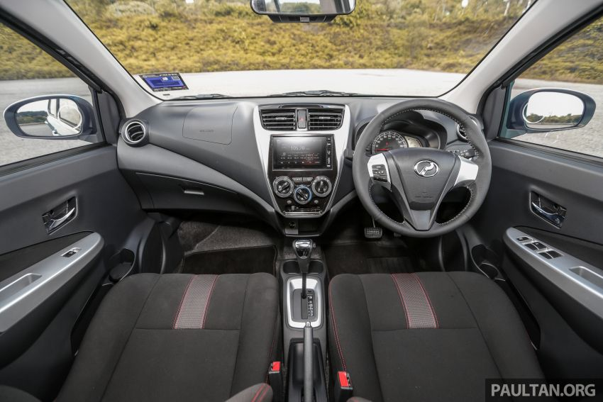 GALLERY: 2019 Perodua Axia – Style and AV in detail Image #1027674